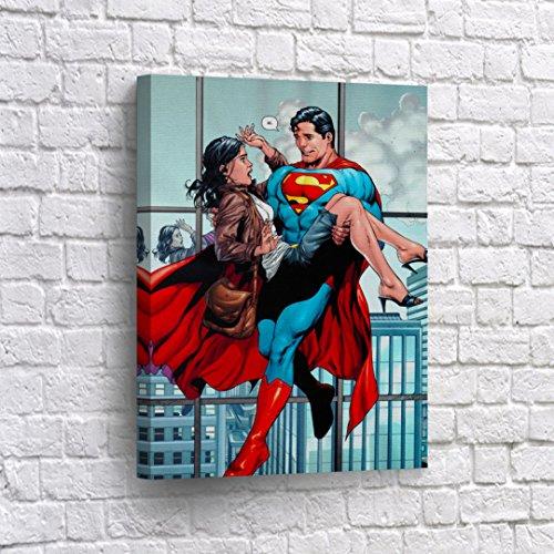 Lois Lane Comic Costumes - Buy4Wall Superman and Lois Lane Comics