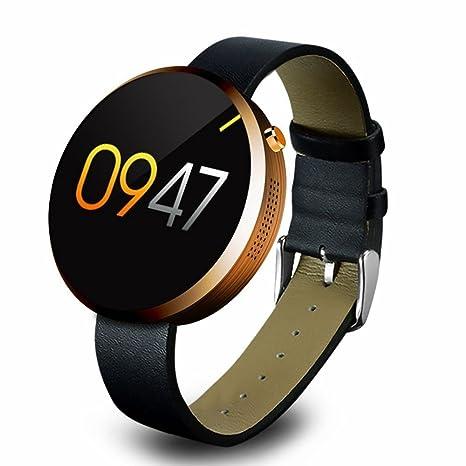 AODA última nueva marca impermeable reloj inteligente con monitor ...