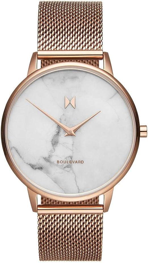 Amazon.com: MVMT D-MB01-RGMA - Reloj analógico de cuarzo ...
