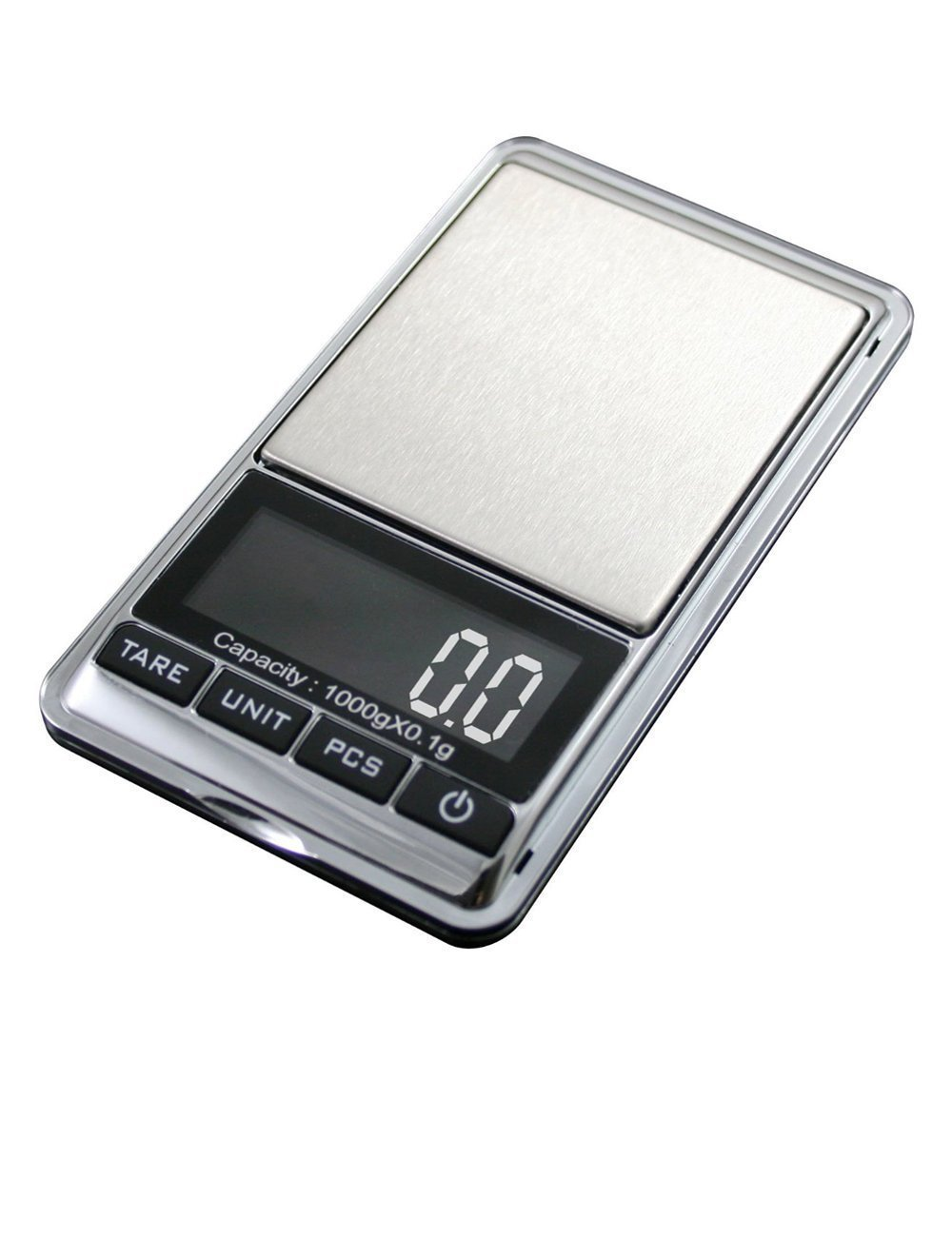 0.1g 1000g Gram Digital Electronic Balance Weigh Scale for Weighing Gold Jewelry gems Herbs