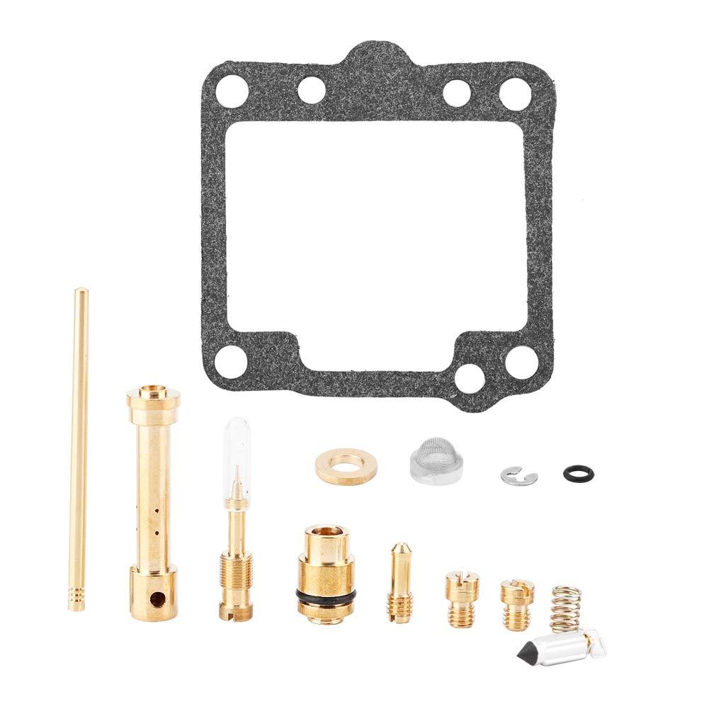 650 86-09 15Pc Kit de Reparaci/ón de Carburador Reparado Kit de Reparaci/ón de Carburador