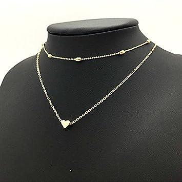 da35f0ddb14d Demarkt Collar Collares Colgante de Joyería de Accesorios para Mujer  Decoración Navideña Colgantes de Invierno Verano Con accesorios  Amazon.es   Hogar