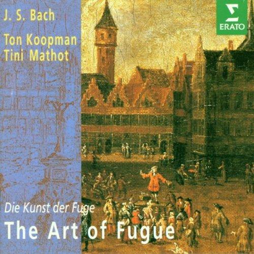 Bach: the Art of Fugue                                                                                                                                                                                                                                                    <span class=
