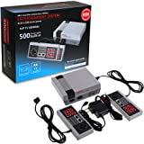 Mini Retro TV Game Console NES 8Bit Classic 500 Built-in Games +2 Pads XMAS GIFT