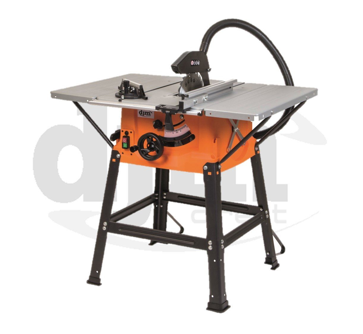 Djm Diy 10 254mm Woodworking Table Work Saw With Stand Extensions 240v Ebay