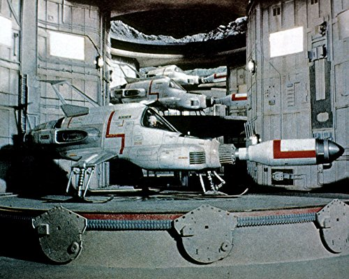 Ufo Interceptor On Launch Pad Gerry Anderson 16x20 for sale  Delivered anywhere in USA