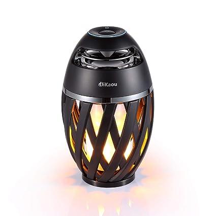 LED FLAME SPEAKER BY DIKAOU
