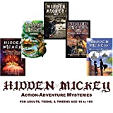 Download Set of 5 HIDDEN MICKEY - FIRST HARDCOVER COLLECTOR EDITION novels about Walt Disney and Disneyland in PDF ePUB Free Online