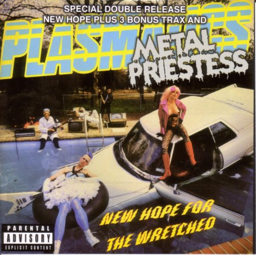 Plasmatics: New Hope For The Wretched Metal (Audio CD)