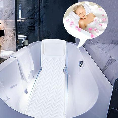 ZYYMATS - Alfombrilla de baño de spa de cuerpo completo ...