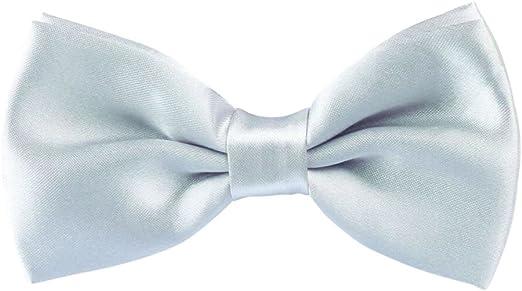 ManLJZ Papillon Pajarita para Corbata Tuxedo con Corbata de Hombre ...