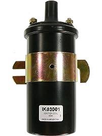 DB Electrical IKO3001 Ignition Coil for Kohler K161, K181, K241, K301, K321, K341 Engine /41-519-21, 41-519-21S, 47-145...