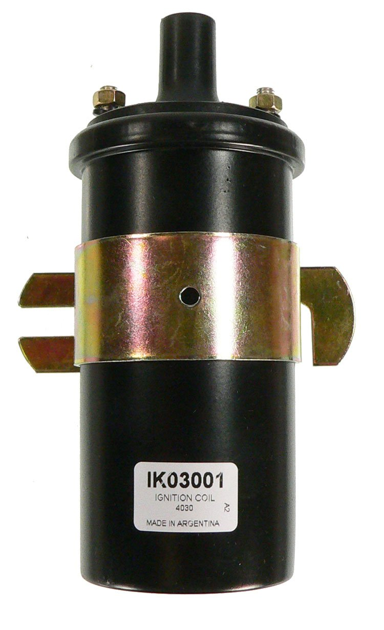 DB Electrical IKO3001 Ignition Coil for Kohler K161, K181, K241, K301, K321, K341 Engine /41-519-21, 41-519-21S, 47-145-01, 47-145-01S /12581-68900/32080 /AM38411 /460-048