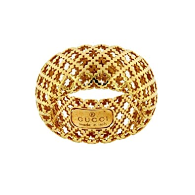 4832d66ab Ring Gucci Diamantissima Light: Amazon.co.uk: Jewellery