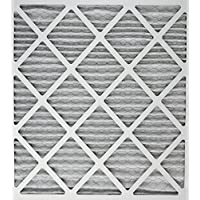 US Home Filter AC60-20X22X1-6 20x22x1 Activated Carbon Odor Removal Merv 11 Pleated Air Filter (6-Pack), 20 x 22 x 1