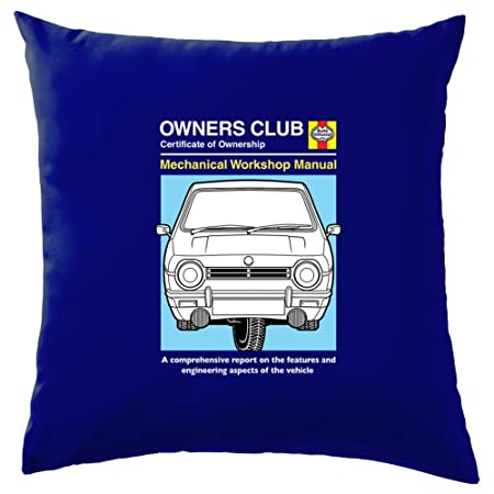 dressdown car owners manual reliant robin cushion 41 x 41cm 16 rh amazon co uk Morgan 3 Wheeler Messerschmitt KR200