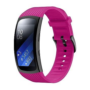 Urtone Correa para Samsung Grear Fit 2/Gear Fit 2 Pro, Banda ...