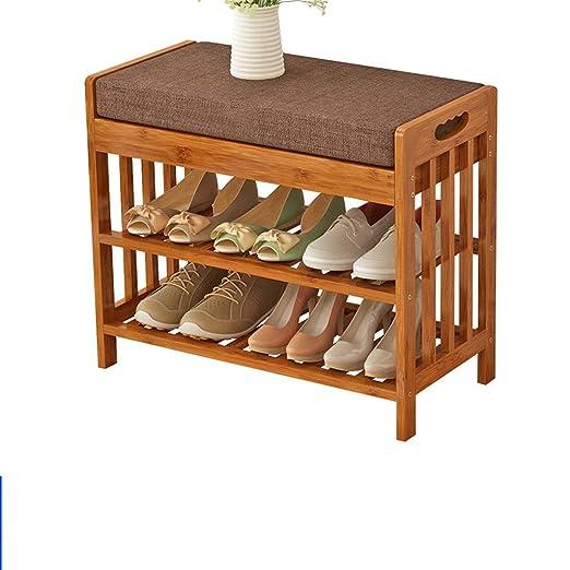 LXYFMS Zapato Minimalista Moderno Estante Zapato económico ...