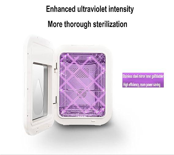Esterilizador ultravioleta de la ropa interior, limpiador multiusos, voltaje clasificado 220V, conveniente para la ropa interior adulta, toallas, toallas de ...