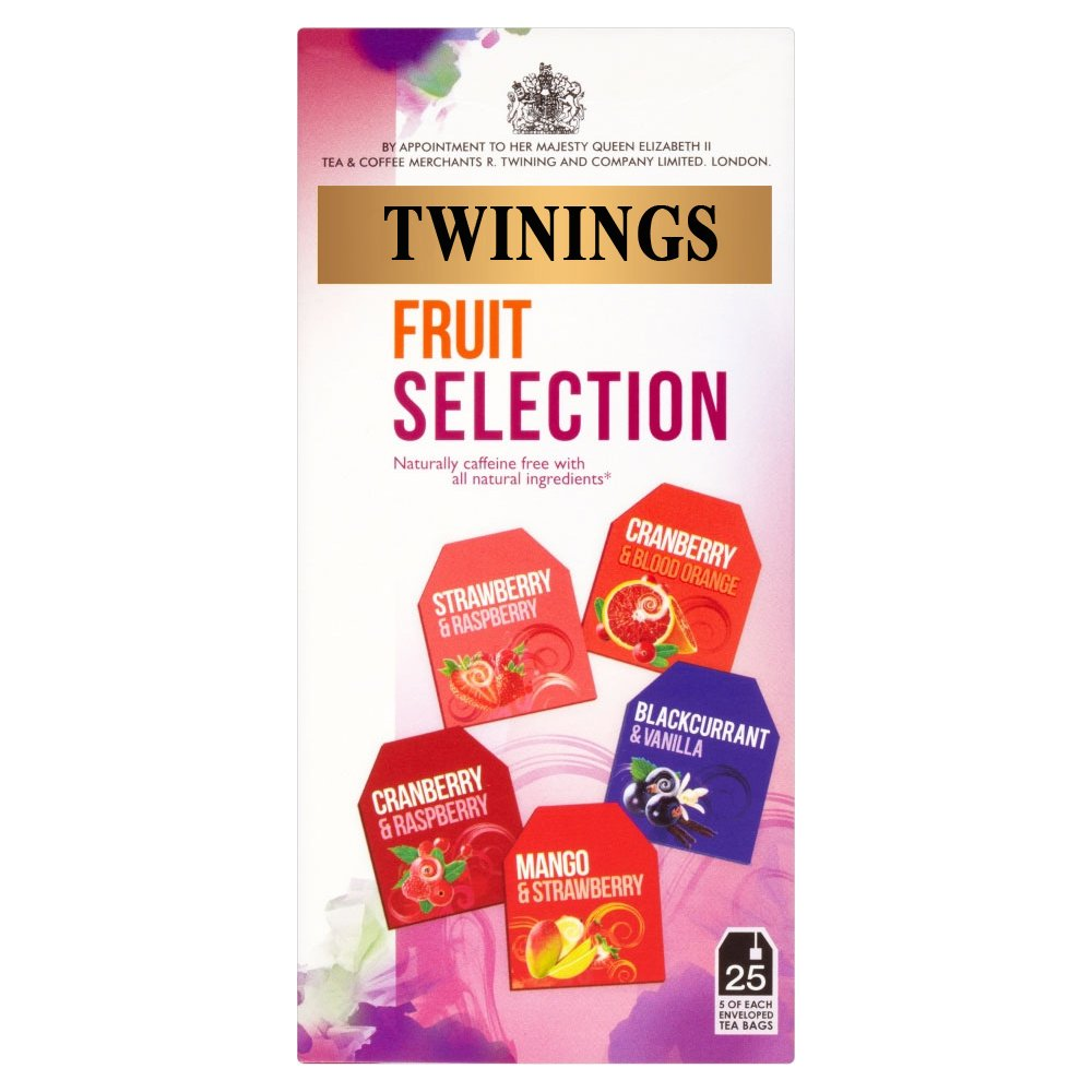 Twinings - Fruit Selection - 50g