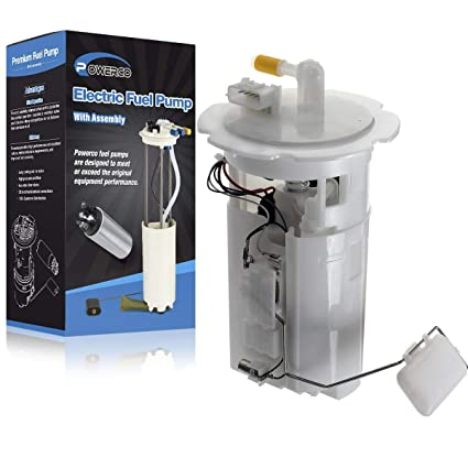 powerco fuel pump module assembly replacement for nissan altima 2004 2005 2006 e8660m sp4065m (only fits california emissions) 2003 nissan altima fuel filter location how to change fuel filter
