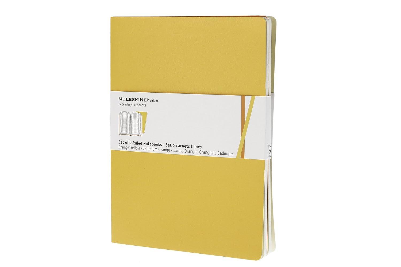 Celeste Moleskine Quaderno Cahier Journal Volant Collection Righe