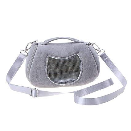 Amazon.com: Bolsa de transporte portátil para mascotas ...