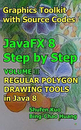 REGULAR POLYGON DRAWING TOOLS in Java 8: JavaFX 8 Tutorial