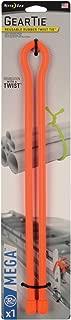 product image for Nite Ize GTM32-31-R3 Gear Mega Rubber Twist Tie, 32 Inch, Bright Orange