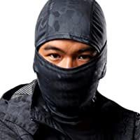 CS Caza Airsoft Paintball Face Mask Ejército Wargame