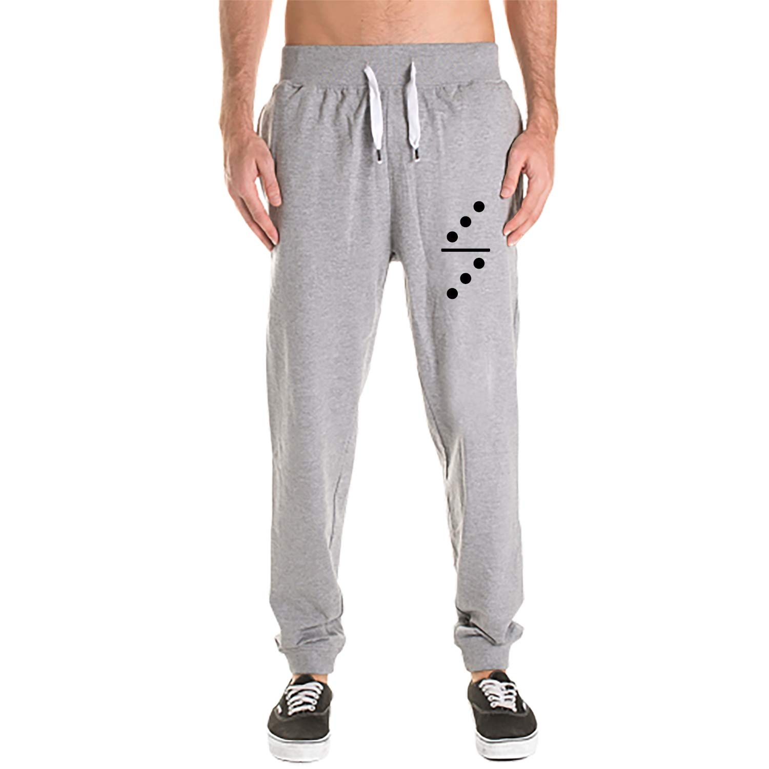 Alpha.F Mens Workout Running Pants Casual Sporting Pant with Pockets