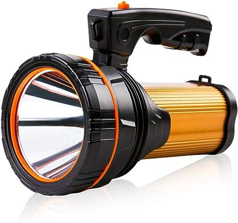 135000LM LED USB Wiederaufladbare Taschenlampe Handscheinwerfer Akku-Handlampe