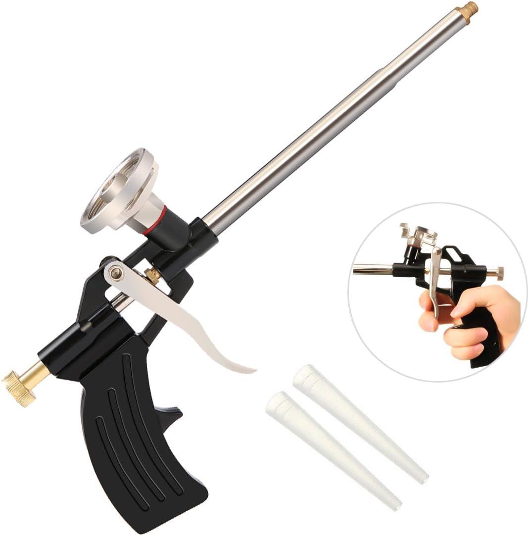 gochange espuma pistola pistola de espuma expansiva sintética ...