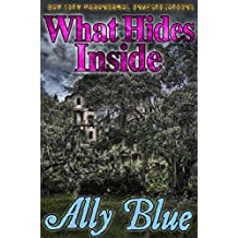 What Hides Inside (Bay City Paranormal Investigations Book 2)