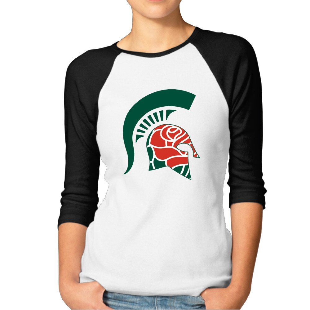Unique Michigan State University 34 Sleeve Shirts