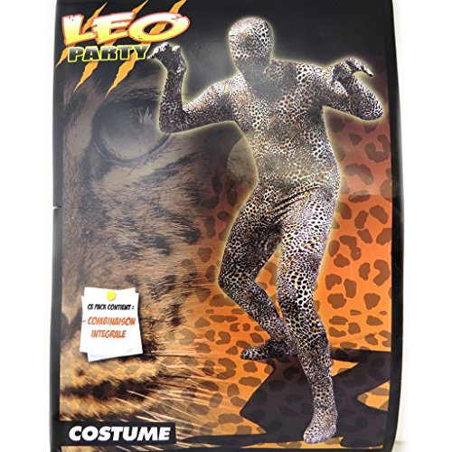Combination Costumes (Combination disguise 'Leopard' .)