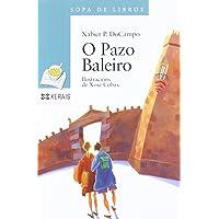 O Pazo Baleiro (Infantil E Xuvenil - Sopa De Libros - De 12 Anos En Diante)