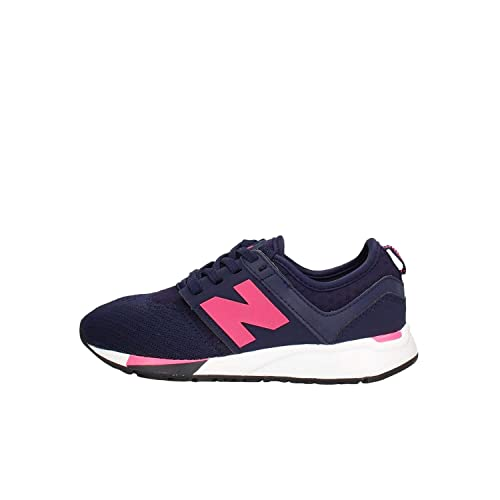 New Balance - Zapatillas para niña, Color Azul, Talla 38: Amazon.es: Zapatos y complementos