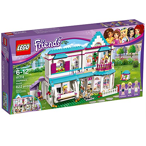 LEGO Friends Stephanie's House 41314 Toy for 6-12-Year-Olds by LEGO (Image #4)