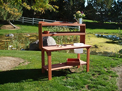 Wood Country Accessory Kit for Master Gardeners Bench, Re...