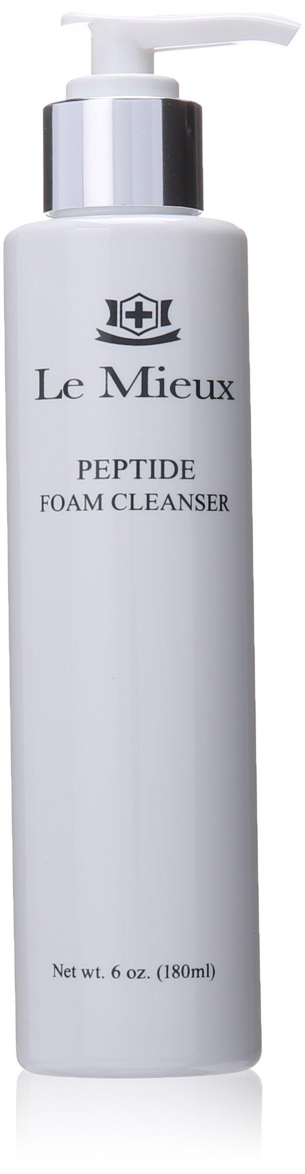 Le Mieux Peptide Foam Cleanser, 6 Ounce