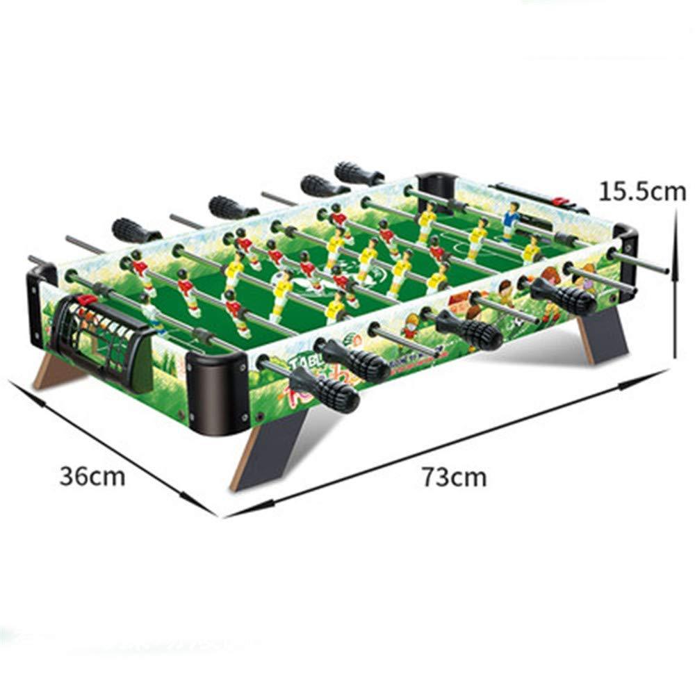 MJ-Games Juegos de Mesa de futbolín Tableros portátiles de ...