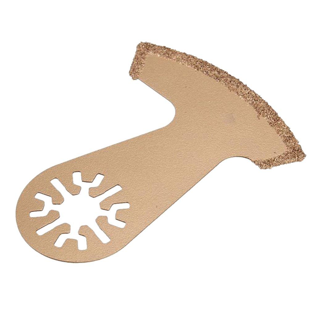 #1 10mm Homyl 10-100mm Oszillierende Diamant Stiefel S/ägebl/ätter Multifunktionswerkzeug
