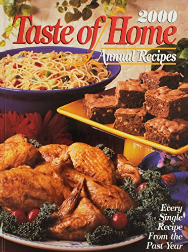 (2000 Taste Of Home Annual Recipes)