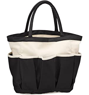 Perfect Travelwell Garden Tool Tote Home Organizer  Black