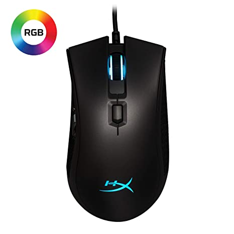 cf3cfc1ed20 HyperX Pulsefire FPS Pro - Gaming Mouse, Software Controlled RGB Light  Effects & Macro Customization