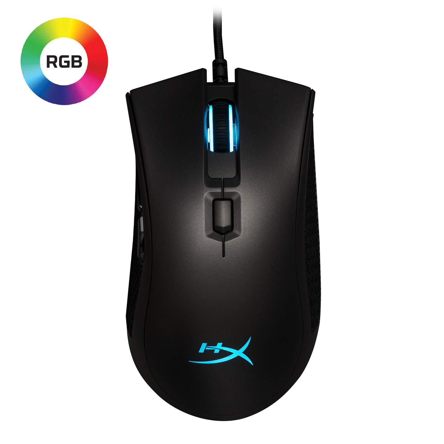 Mouse Gamer : HyperX Pulsefire FPS Pro Software Controlled R