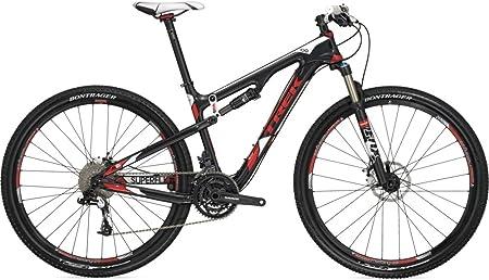 Trek MTB Superfly 100 - Bicicleta de montaña para Hombre, Talla L ...