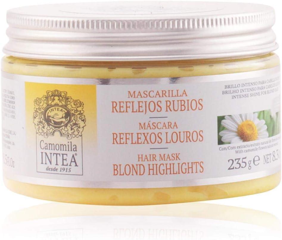 Camomila Intea Mascarilla Reflejos Rubios - 250 ml