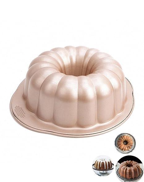 Johnson & Sookie Molde Bundt Cake/Moldes Para Tortas/ Kranz-Kuchen/Napf